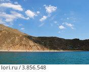 Морское побережье Крыма. Стоковое фото, фотограф Елена Скрипка / Фотобанк Лори