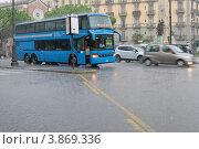 Купить «Дождь в Салерно. Италия», эксклюзивное фото № 3869336, снято 13 сентября 2012 г. (c) Илюхина Наталья / Фотобанк Лори