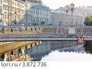 Купить «Городской вид. Петербург. Канал», эксклюзивное фото № 3872736, снято 10 сентября 2012 г. (c) Александр Алексеев / Фотобанк Лори