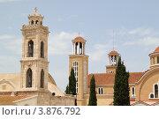 Купить «Паралимни. Кипр», фото № 3876792, снято 28 мая 2012 г. (c) Хименков Николай / Фотобанк Лори