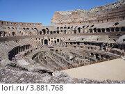 Колизей (2012 год). Стоковое фото, фотограф Алексей Бочков / Фотобанк Лори