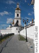 Колокольня. Тобольский кремль (2012 год). Редакционное фото, фотограф Бордачёва Светлана / Фотобанк Лори
