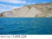 Чистое море Крыма. Стоковое фото, фотограф Елена Скрипка / Фотобанк Лори