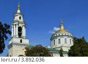 Купить «Орел, собор Михаила Архангела», фото № 3892036, снято 7 августа 2012 г. (c) Наталья Спиридонова / Фотобанк Лори