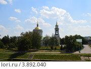 Купить «Орел, собор Михаила Архангела», фото № 3892040, снято 7 августа 2012 г. (c) Наталья Спиридонова / Фотобанк Лори