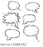 Рамки для текста. Стоковая иллюстрация, иллюстратор Малинина Наталья / Фотобанк Лори