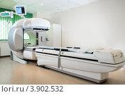 Купить «Оборудование в онкологии. Ядерная медицина», фото № 3902532, снято 18 сентября 2012 г. (c) Alexander Tihonovs / Фотобанк Лори