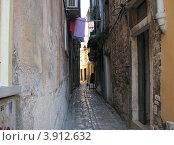Купить «Виды города Ровинь. Хорватия. Европа», эксклюзивное фото № 3912632, снято 22 апреля 2019 г. (c) lana1501 / Фотобанк Лори