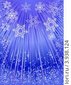 Новогодний сиреневый фон. Стоковая иллюстрация, иллюстратор Чичина Марина / Фотобанк Лори