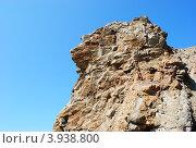 Гора в виде головы льва. Стоковое фото, фотограф Елена Скрипка / Фотобанк Лори