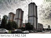 """Жилой комплекс """"Миракс Парк"""" Редакционное фото, фотограф Евгений Тучков / Фотобанк Лори"""