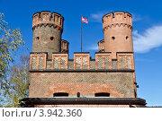 Купить «Башни Фридрихсбургских ворот. Калининград», фото № 3942360, снято 18 октября 2012 г. (c) Сергей Трофименко / Фотобанк Лори