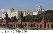 Кремль (2012 год). Редакционное фото, фотограф Игорь Петрунин / Фотобанк Лори