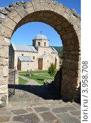Купить «Монастырь Градац, Сербия», фото № 3958708, снято 8 октября 2012 г. (c) Алексей Пугачев / Фотобанк Лори