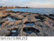 Залив на Кипре. Стоковое фото, фотограф Бугаенко Татьяна / Фотобанк Лори