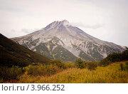 Вилючинский вулкан. Камчатка. Стоковое фото, фотограф Юлия Сагитова / Фотобанк Лори
