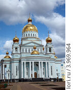 Собор им.Ушакова (2011 год). Стоковое фото, фотограф Светлана Кузнецова / Фотобанк Лори