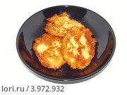 Картофельные оладьи. Стоковое фото, фотограф Роберт Ивайсюк / Фотобанк Лори