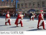 Парад духовых оркестров (2008 год). Редакционное фото, фотограф Екатерина Рыбникова / Фотобанк Лори