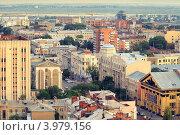 Купить «Ростов-на-Дону», фото № 3979156, снято 16 августа 2012 г. (c) Денис Демков / Фотобанк Лори