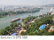 Купить «Дон», фото № 3979160, снято 25 августа 2012 г. (c) Денис Демков / Фотобанк Лори