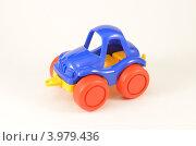 Игрушечный автомобиль. Стоковое фото, фотограф Александр Клоповский / Фотобанк Лори