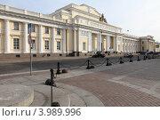 Купить «Санкт-Петербург. Российский этнографический музей», эксклюзивное фото № 3989996, снято 22 сентября 2012 г. (c) Дмитрий Неумоин / Фотобанк Лори