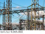 Купить «Электростанция», фото № 4005860, снято 1 сентября 2012 г. (c) Яков Филимонов / Фотобанк Лори