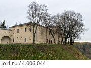 Купить «Старый замок, Гродно, Беларусь», эксклюзивное фото № 4006044, снято 4 ноября 2012 г. (c) Михаил Широков / Фотобанк Лори