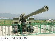 Пушка, артиллерия (2010 год). Редакционное фото, фотограф Мударисов Вадим / Фотобанк Лори