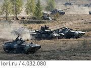 Купить «Боевая машина пехоты БМП-2», фото № 4032080, снято 22 сентября 2009 г. (c) Matwey / Фотобанк Лори