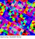 Купить «Яркий абстрактный бесшовный фон», иллюстрация № 4037512 (c) Катыкин Сергей / Фотобанк Лори