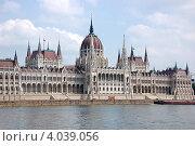 Купить «Будапешт. Венгрия. Парламент.», фото № 4039056, снято 7 июня 2011 г. (c) Елена Соломонова / Фотобанк Лори