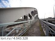 Мост (2012 год). Стоковое фото, фотограф Андрей Павлов / Фотобанк Лори