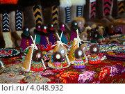 Купить «Акань -  кукла народов ханты», эксклюзивное фото № 4048932, снято 25 февраля 2012 г. (c) Владимир Мельников / Фотобанк Лори