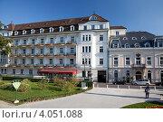 Баден, Австрия (2012 год). Редакционное фото, фотограф Наталья Волкова / Фотобанк Лори