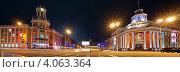 Купить «Город Кемерово. Проспект Советский», фото № 4063364, снято 29 ноября 2012 г. (c) Цибаев Алексей / Фотобанк Лори