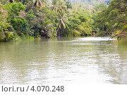 Купить «Берега реки Лобок», фото № 4070248, снято 11 мая 2012 г. (c) Сергей Дубров / Фотобанк Лори