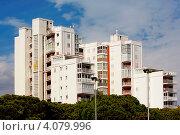 Купить «Отели Санта-Сюзанны (Испания)», фото № 4079996, снято 26 сентября 2012 г. (c) Хайрятдинов Ринат / Фотобанк Лори