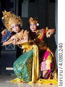 Танец Бали (2012 год). Редакционное фото, фотограф Дмитрий Айчуваков / Фотобанк Лори
