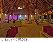 Купить «Бар тропического отеля», фото № 4090572, снято 19 сентября 2019 г. (c) М / Фотобанк Лори