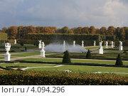 Купить «Ганновер. Большой парк Herrenhausen», фото № 4094296, снято 18 октября 2009 г. (c) Борис Кунин / Фотобанк Лори