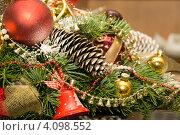 Купить «Новый Год», фото № 4098552, снято 9 декабря 2012 г. (c) Сизов Андрей / Фотобанк Лори