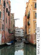 Венецианская улица (2012 год). Редакционное фото, фотограф Василий Шульга / Фотобанк Лори
