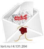 Купить «Рождественская почта», иллюстрация № 4131204 (c) Алексей Тельнов / Фотобанк Лори