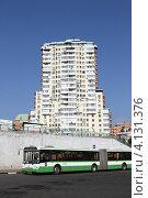 Купить «Северное Бутово. Москва», эксклюзивное фото № 4131376, снято 30 июля 2012 г. (c) Free Wind / Фотобанк Лори