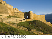 Купить «Дербентская крепость», фото № 4135800, снято 28 октября 2008 г. (c) Виктор Затолокин/Victor Zatolokin / Фотобанк Лори