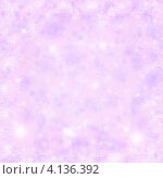 Купить «Абстрактный сиреневый фон», иллюстрация № 4136392 (c) Володина Ольга / Фотобанк Лори
