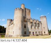 Рокитайяд. Замок во Франции (2012 год). Стоковое фото, фотограф Виктор Андреев / Фотобанк Лори