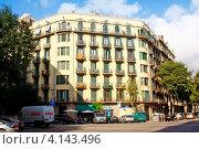 Купить «Улицы Барселоны», фото № 4143496, снято 22 сентября 2012 г. (c) Хайрятдинов Ринат / Фотобанк Лори